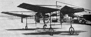 "William Wallace Gibson's ""Twinplane"" 1910"